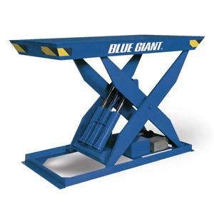Blue Giant Blue Giant Single Scissor Lifts