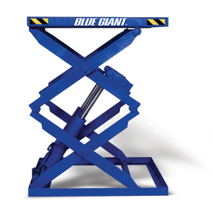 Blue Giant Blue Giant Double Scissor Lifts